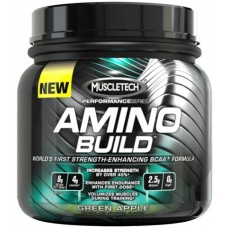MuscleTech AMINO BUILD 270 грамм