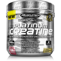 MuscleTech Platinum 100% Creatine 400 грамм