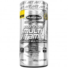 Muscletech Platinum Multi Vitamin 90 капсул
