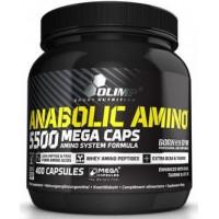 OLIMP Anabolic Amino 5500, 400  капсул