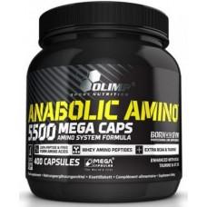 Купить OLIMP Anabolic Amino 5500, 400  капсул в Луганске и ЛНР