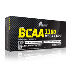 OLIMP BCAA 1100 Mega Caps 120 капсул