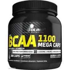 OLIMP BCAA 1100 Mega Caps 300 капсул