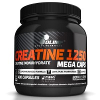 OLIMP Creatine 1250 Mega Caps 400 капсул
