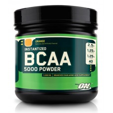 Купить Optimum BCAA 5000 Powder 380 грамм в Луганске и ЛНР