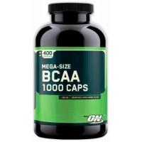 Optimum BCAA 1000 Caps 400 капсул