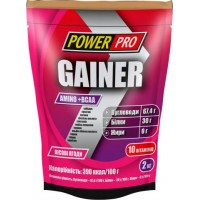 Power Pro Gainer 30%, 2 кг