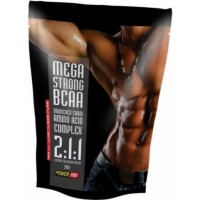 Power Pro  Mega Strong BCAA 2:1:1, 300 грамм