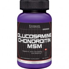 Купить Ultimate Glucosamine  Chondroitin MSM 90 таблеток в Луганске и ЛНР